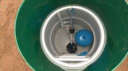 Комплектующие водоснабжения - Кессон для скважины, 0