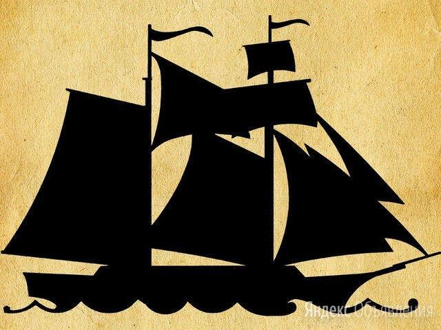 "Флюгер ""Корабль"" (30002) по цене 4655₽ - Флюгеры, фото 0"