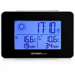 Метеостанции, термометры, барометры - Погодная станция First Austria FA-2461-6-BA, 0