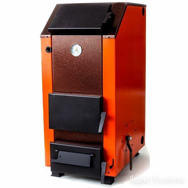Твердотопливный котел водяного отопления НМК КДГ Магнум 20 кВт по цене 68200₽ - Отопительные котлы, фото 0
