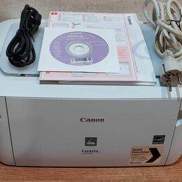 Принтеры и МФУ - Новый лазерный принтер Canon LBP 6000, 0