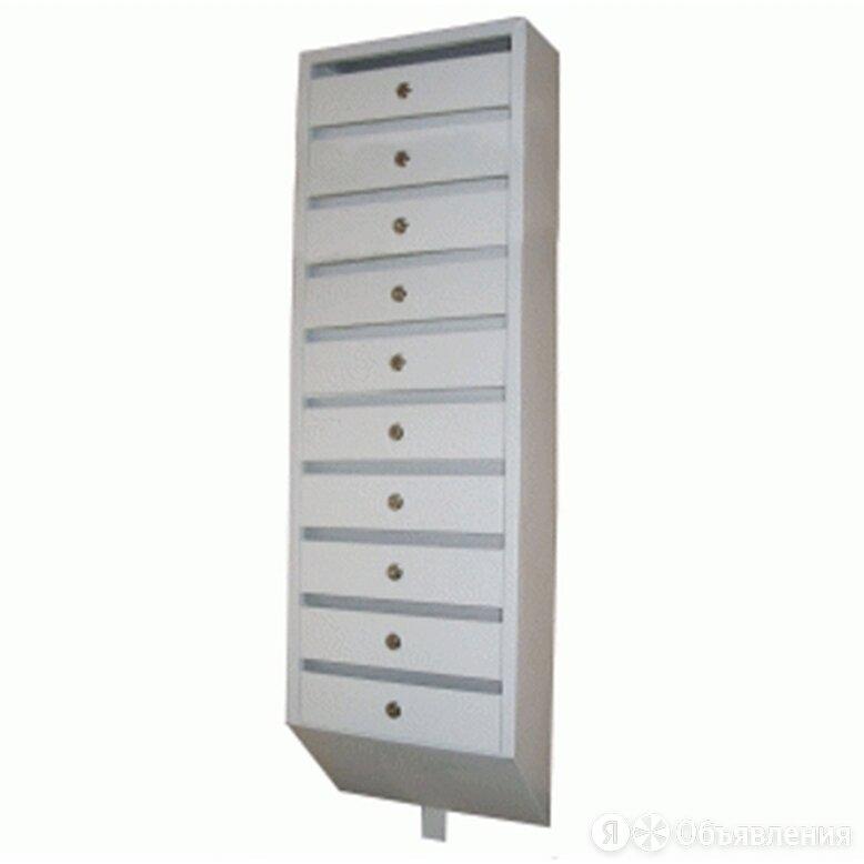 Почтовый ящик ЛЮКС 10 по цене 5720₽ - Почтовые ящики, фото 0