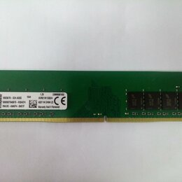 Модули памяти - Оперативная память 4 гб 1 шт.  kingston kvr21n15s8/4, 0