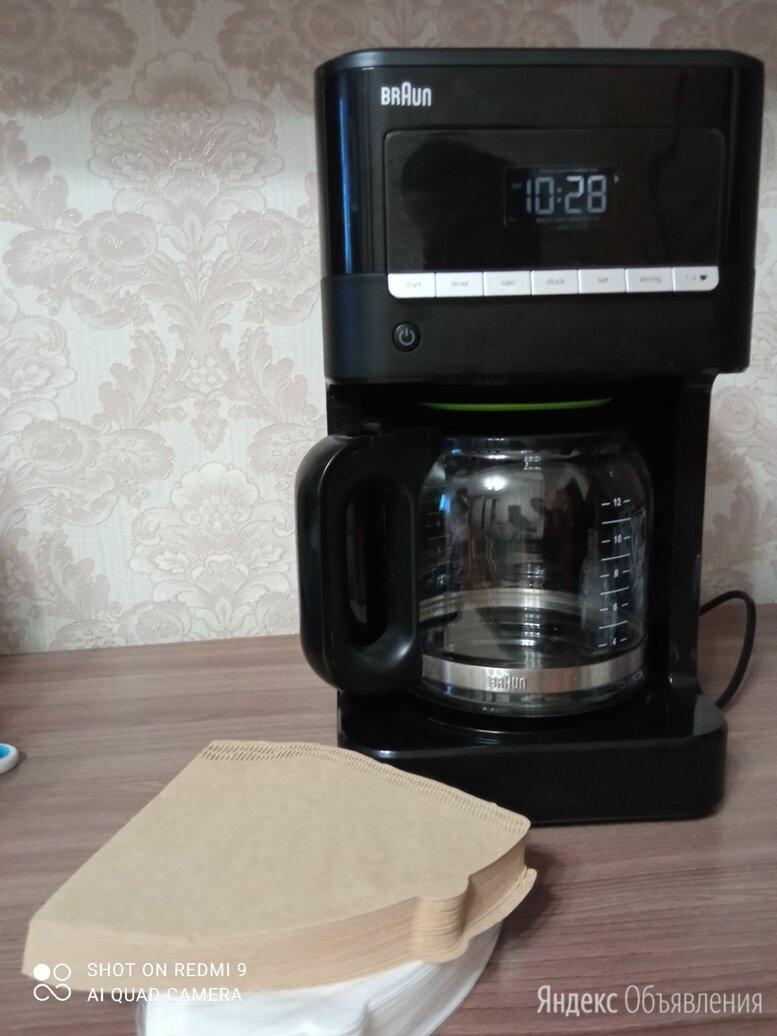 Кофемашина BRAUn по цене 3000₽ - Кофеварки и кофемашины, фото 0