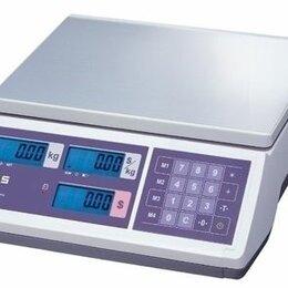 Весы - Весы эл.торговые CAS ER JR-6CB, 0
