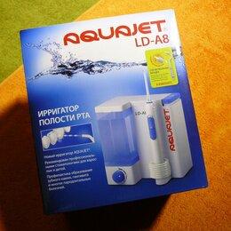 Ирригаторы - Ирригатор полости рта aquajet ld-a8 белый, 0
