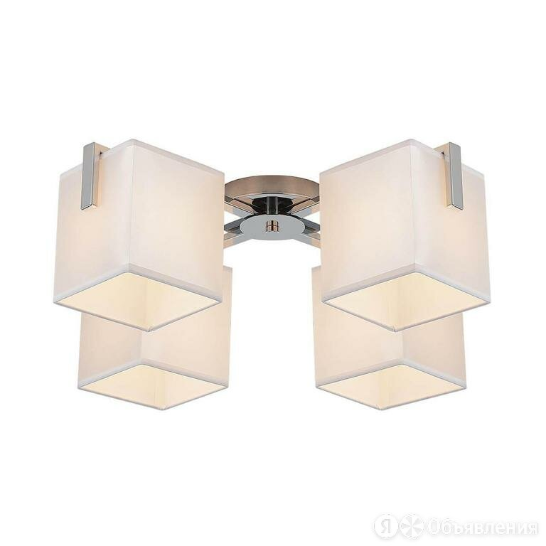 Потолочная люстра Citilux Стенли CL465141 по цене 7990₽ - Люстры и потолочные светильники, фото 0