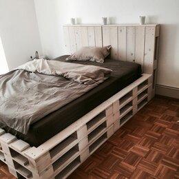 Кровати - Кровати из поддонов на заказ, 0