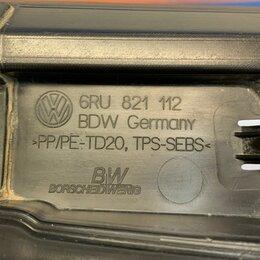 Кузовные запчасти  - Пыльник крыла правый передний Volkswagen Polo 10-20 (6RU821112), 0