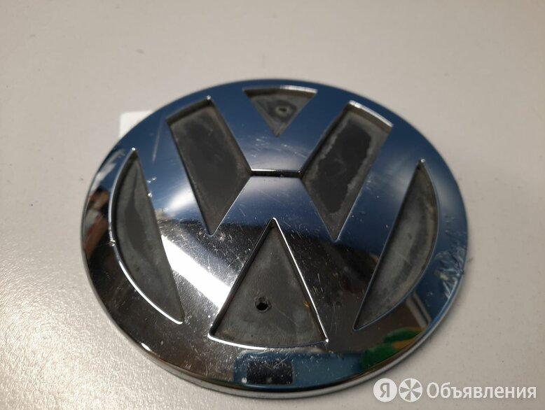 Эмблема двери багажника Volkswagen Passat B6 2005-2010 по цене 500₽ - Кузовные запчасти, фото 0
