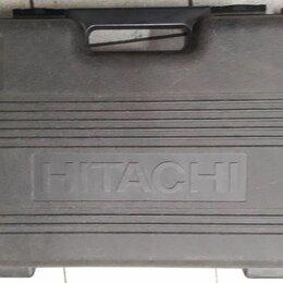 Сумки, ящики и держатели для инструментов - Кейс для Hitachi DS18DVF3, 0