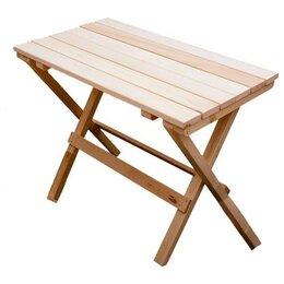 Столы - стол разборный /осина/, 0