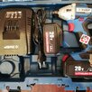 Гайковерт ударный аккумуляторный, BL-motor, 2 АКБ GB-250 A5 по цене 18600₽ - Гайковерты, фото 0