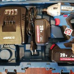 Гайковерты - Гайковерт ударный аккумуляторный, BL-motor, 2 АКБ GB-250 A5, 0