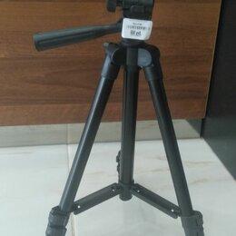 Штативы и моноподы - Штатив для камеры и телефона tripod 3120, 0