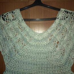 Платья - Летнее вязанное платье, 0