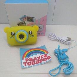 Фотоаппараты - Детский цифровой фотоаппарат children's fun camera мишка, 0