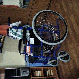 Приборы и аксессуары - Кресло коляска прогулочная для инвалидов, 0