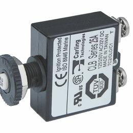 Концевые, позиционные и шарнирные выключатели - Предохранитель автоматический 25 А, 0