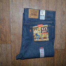 Джинсы - Джинсы Levis 517 Orange Tab W42 L34, винтаж, USA, 0