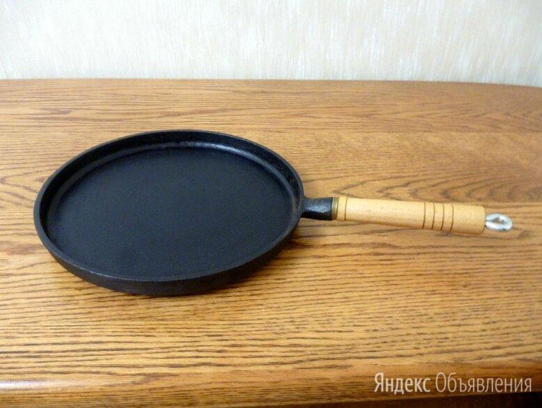 Сковорода блинная (чугун) по цене 899₽ - Сковороды и сотейники, фото 0