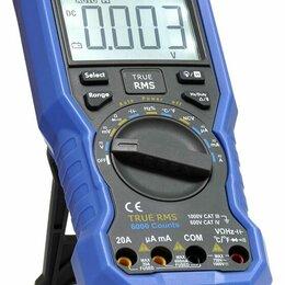 Измерительные инструменты и приборы - Мультиметр цифровой АММ-1218, 0