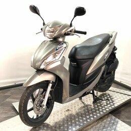 Мото- и электротранспорт - Скутер Honda Dio 110. 2011г, 0