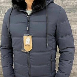 Куртки - Мужская зимняя куртка р-ры 44-56, 0
