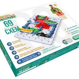 Развивающие игрушки - Конструктор Знаток электронный 69 схем, 0