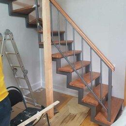 Лестницы и элементы лестниц - Лестница на второй этаж , 0