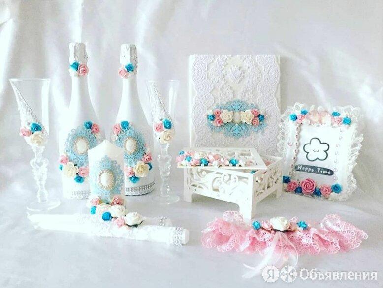 Свадебный набор по цене 7750₽ - Свадебные украшения, фото 0