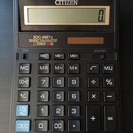 Калькуляторы - Калькулятор CITIZEN, 0