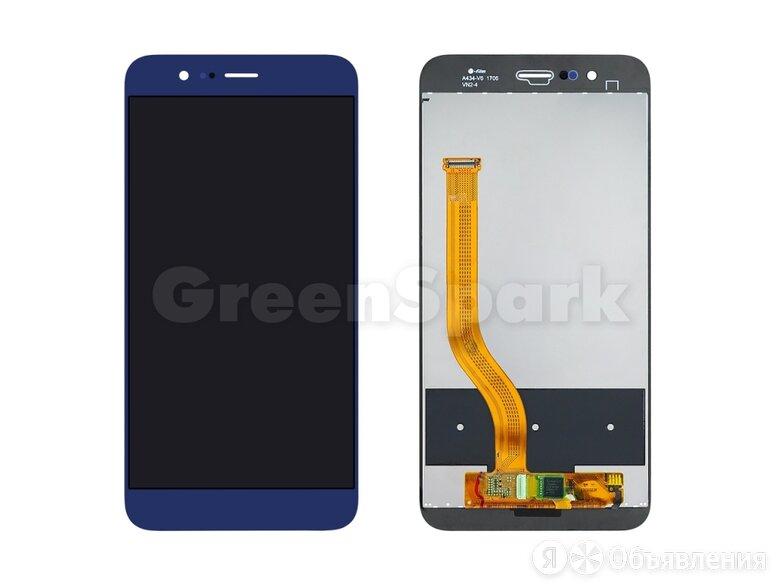 "Дисплей для Huawei Honor 8 Pro (5.7"") + тачскрин (синий) по цене 1950₽ - Дисплеи и тачскрины, фото 0"