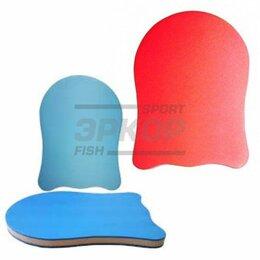 Прочие аксессуары - Доска для плавания пенополиэтилен разм 39х29х2,3 см, 0