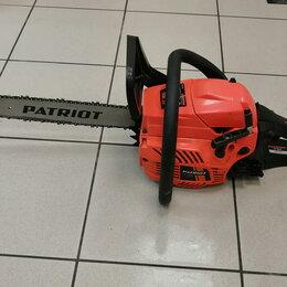 Электро- и бензопилы цепные - Бензопила PATRIOT PT 3816, 0