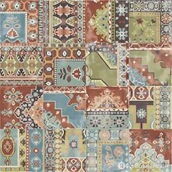 Керамогранит ABK Play Carpet Mix Multicolor по цене 3220₽ - Плитка из керамогранита, фото 0
