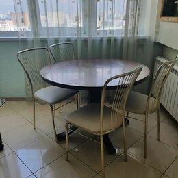 Столы и столики - стол и стулья б/у, 0