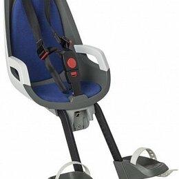 Автокресла - Кресло детское вело HAMAX Observer сер/бел+гол.вкл, 0
