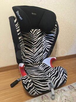 Автокресла - Детское кресло romer kidfix xp sict зебра, 0