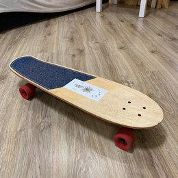 Скейтборды и лонгборды - Лонгборд круизер Oxelo Yamba 500, 0