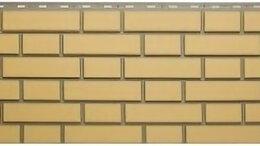 Фасадные панели - Фасадная Панель Кирпич Клинкерный, Желтый,…, 0