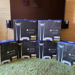 Игровые приставки - Sony Playstation 5 Digital Edition , 0