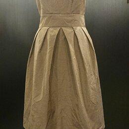 Платья - Коктейльное платье-бандо, 0