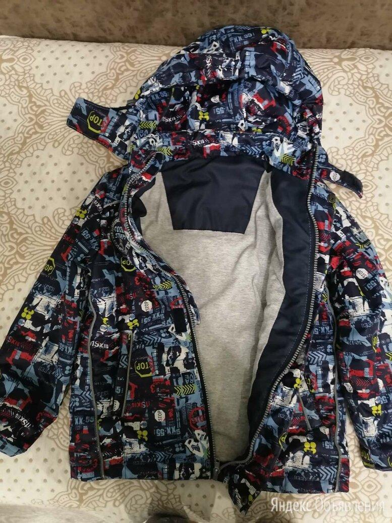 Куртки на мальчика осень и зима по цене 1500₽ - Куртки и пуховики, фото 0