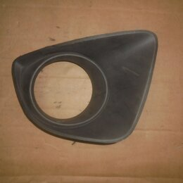 Блоки питания - Mazda 2 2007-2014 год Облицовка левой туманки, 0