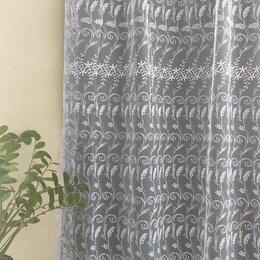 Шторы - Модное тюлевое полотно, 0