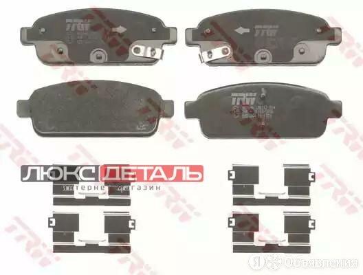 TRW GDB1844 Колодки тормозные дисковые  зад   по цене 2138₽ - Тормозная система , фото 0