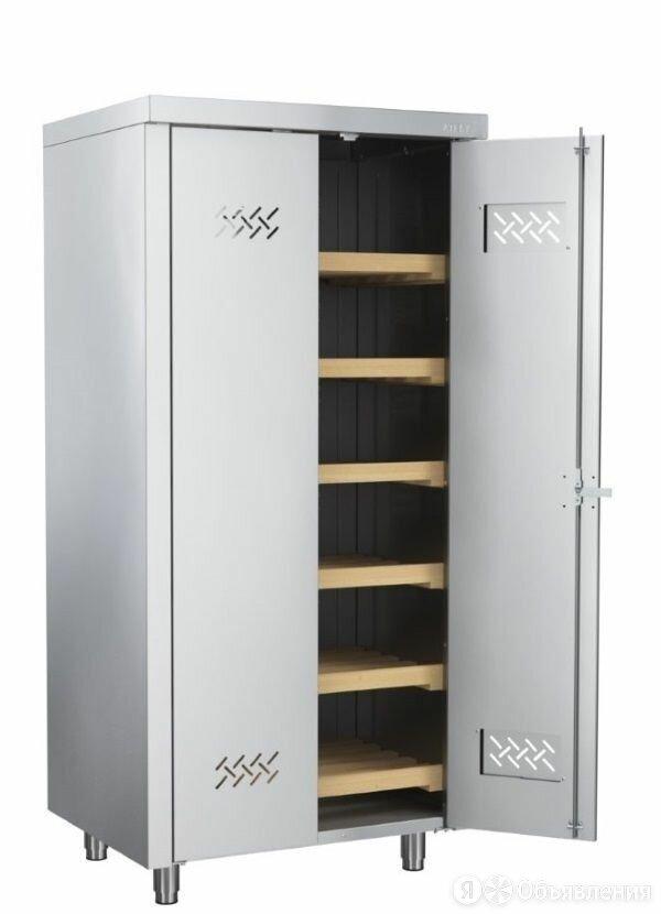 ATESY Шкаф для хлеба ATESY ШЗХ-С-600.600-02-Р по цене 47810₽ - Мебель для учреждений, фото 0