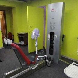 Тренажеры со встроенными и свободными весами - Тренажер для икроножных мышц , 0
