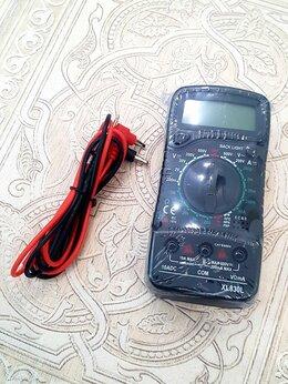 Измерительные инструменты и приборы - Мультиметр цифровой тестер, 0